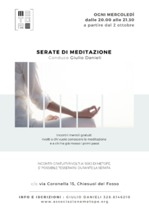 Serate di Meditazione - Giulio Danieli