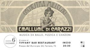 Orchestra MIlleluci di scena al Tiffany - Gianfranco Frivoli
